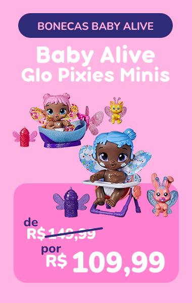 Baby Alive Glo Pixies