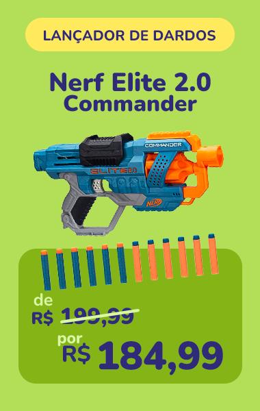 Nerf Commander